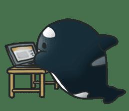 Steph's Life (Orca Doll) sticker #15591195