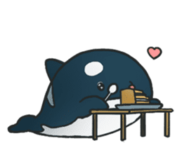 Steph's Life (Orca Doll) sticker #15591196