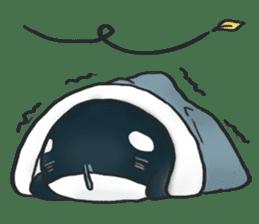 Steph's Life (Orca Doll) sticker #15591205