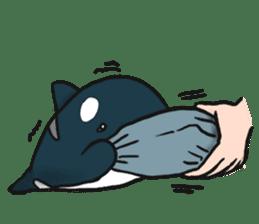 Steph's Life (Orca Doll) sticker #15591213