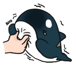 Steph's Life (Orca Doll) sticker #15591215