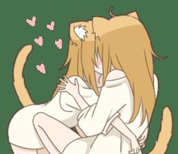 Girls Love Story3 sticker #15597675