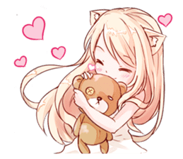 NEKOMIMI-MiA-VOL.2 sticker #15599735