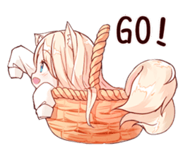 NEKOMIMI-MiA-VOL.2 sticker #15599750