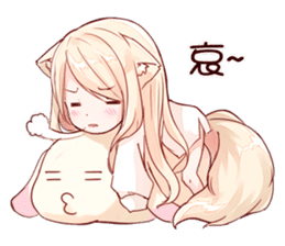 NEKOMIMI-MiA-VOL.2 sticker #15599754