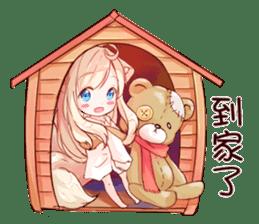 NEKOMIMI-MiA-VOL.2 sticker #15599762