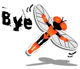 FLYMAN sticker #15606932