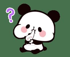 MOCHI MOCHI PANDA Moving Stickers sticker #15613733