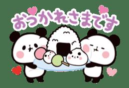 MOCHI MOCHI PANDA Moving Stickers sticker #15613734