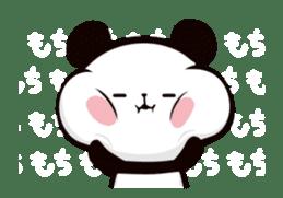 MOCHI MOCHI PANDA Moving Stickers sticker #15613740