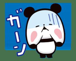 MOCHI MOCHI PANDA Moving Stickers sticker #15613741