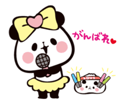 MOCHI MOCHI PANDA Moving Stickers sticker #15613742