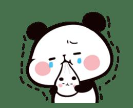MOCHI MOCHI PANDA Moving Stickers sticker #15613746