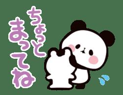 MOCHI MOCHI PANDA Moving Stickers sticker #15613750