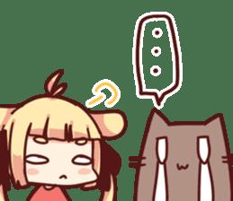 Tamako's Sticker3 sticker #15637949