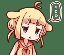 Tamako's Sticker3 sticker #15637960