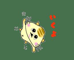 Anime SankakuNyan sticker #15643013
