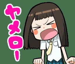 It KAWAII Girls. sticker #15661351