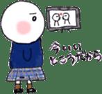 mimimin's fantastic stickers sticker #15665824