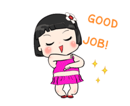 Khing Khing Dook Dik (ENG) sticker #15668984