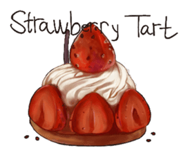 World of sweets sticker #15675741