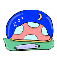 Shelly The Tomboy Turtle sticker #15684457