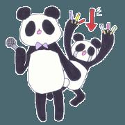 สติ๊กเกอร์ไลน์ Idol lover Handa-san