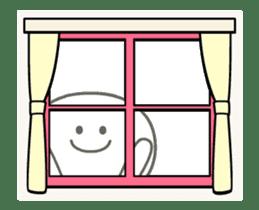 [Animation] Smile Person sticker #15705730