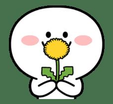 [Animation] Smile Person sticker #15705731