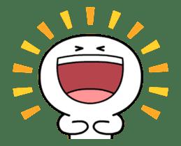 [Animation] Smile Person sticker #15705732