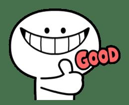 [Animation] Smile Person sticker #15705734