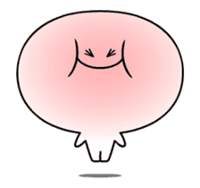 [Animation] Smile Person sticker #15705750