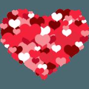 สติ๊กเกอร์ไลน์ Heart Collection 2 (Animated)
