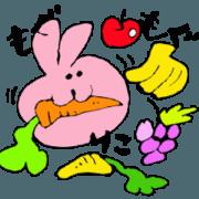 สติ๊กเกอร์ไลน์ I am Riko ! Happy Stickers