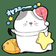 Very fat cat sticker #15724472