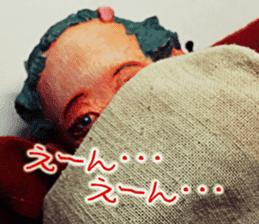 Puppet Papa's Magical girl Mei sticker #15725297