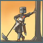 สติ๊กเกอร์ไลน์ Full-helm Bravo: Castle Age