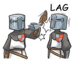 Full-helm Bravo: Castle Age sticker #15726633