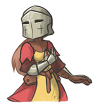 Full-helm Bravo: Castle Age sticker #15726654