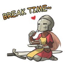Full-helm Bravo: Castle Age sticker #15726656