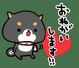 The lovely Japanese Shiba inu sticker #15728397