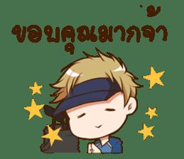 Hideki : Happy Birthday 2017 sticker #15728614