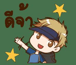 Hideki : Happy Birthday 2017 sticker #15728618