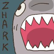 สติ๊กเกอร์ไลน์ Zhark