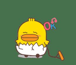 Ka-terk ka-tark V3 Summer sticker #15729310