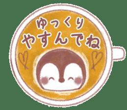 message penguin 6 sticker #15731187