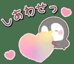 message penguin 6 sticker #15731189