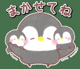 message penguin 6 sticker #15731199