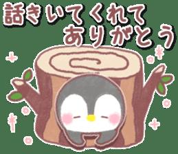 message penguin 6 sticker #15731206