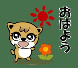 My Dog , Pochi sticker #15739570